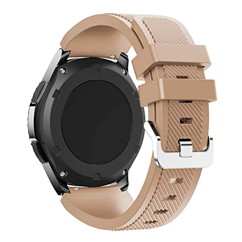 Amazon.com: Gear S3 Frontier Strap for Samsung Galaxy Watch ...