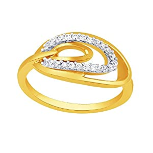Giantti Women's 14KT Diamond Ring - IGL Certified (0.161 Ct, I1 Clarity, GH-Colour)