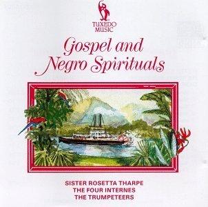 Gospel & Negro Spirituals by Sister Rosetta Tharpe (1996-03-26) ()
