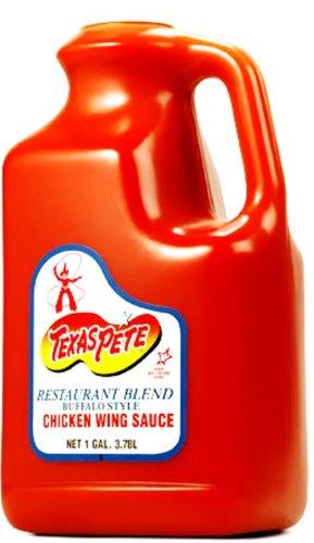 Texas Pete Buffalo Style Chicken Wings Hot Sauce, 512 Ounce