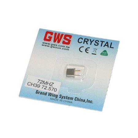 GWS FM Micro Receiver Crystal 72.57 (Gws Micro Receiver Crystal)