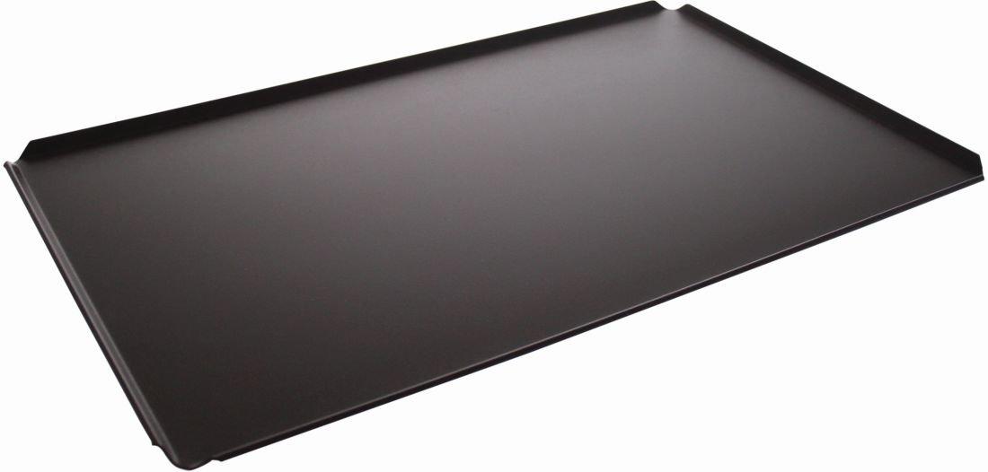 gastlando - Backblech GN 1/1, Tyneck-Beschichtet, 10 mm Hoch