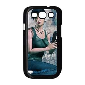 Army Of Two 3 Samsung Galaxy S3 9300 funda del teléfono celular Negro caja del teléfono celular Funda Cubierta EOKXLKNBC07006
