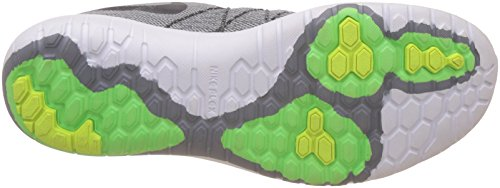 Flex Fury 2 zapatillas de running Wolf Grey/Black/Drk Gry/Cl Gry