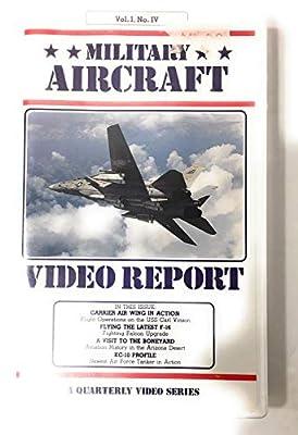 Military Aircraft Vol 1 No 4 [VHS]