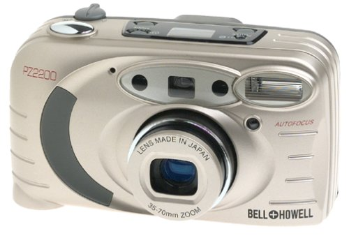 Bell & Howell PZ2200 Zoom 35-70mm 35mm Camera