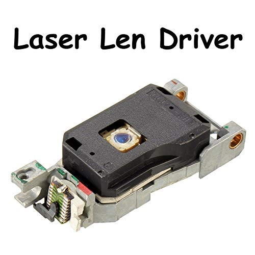 KHS-400C KHS 400C Laser Len Driver Repair Parts Game Console Laser for PS2 Optical Replacement
