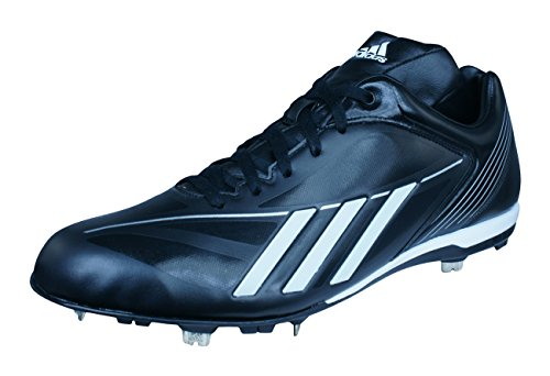adidas Cleats Black 3 Baseball Black Low Mens FIXMETAL Adizero Shoes 1Pgqr1