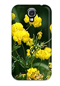 Hot Style AnfSJvx6019VGyzW Protective Case Cover For Galaxys4(yellow Beauties Nature Other)