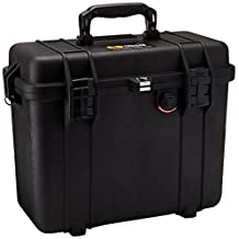 Pelican 1430 Case with Foam for Camera-Black