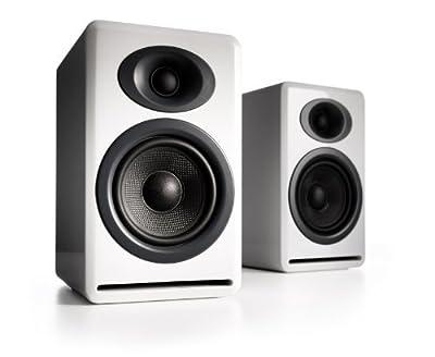 Audioengine P4 (Pr.) 2-Way Passive Bookshelf Speakers by Audioengine