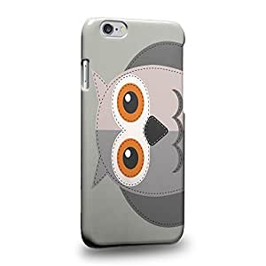 """Fashion Art Animals Owl Patches Protective Snap-on Hard Back Case Cover for Apple iphone 5c"""""""