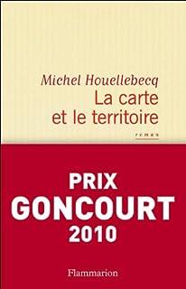 La carte et le territoire, Houellebecq, Michel