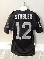 Ken Stabler Pro Style Jersey Novelty Custom Pro Style Jersey NO LOGOS NO TAGS NO PATCHES