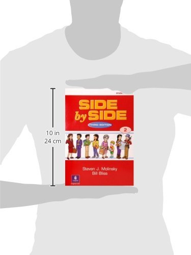 Side by Side 2 Student Book 2 Audio CDs (7) by Pearson Education ESL