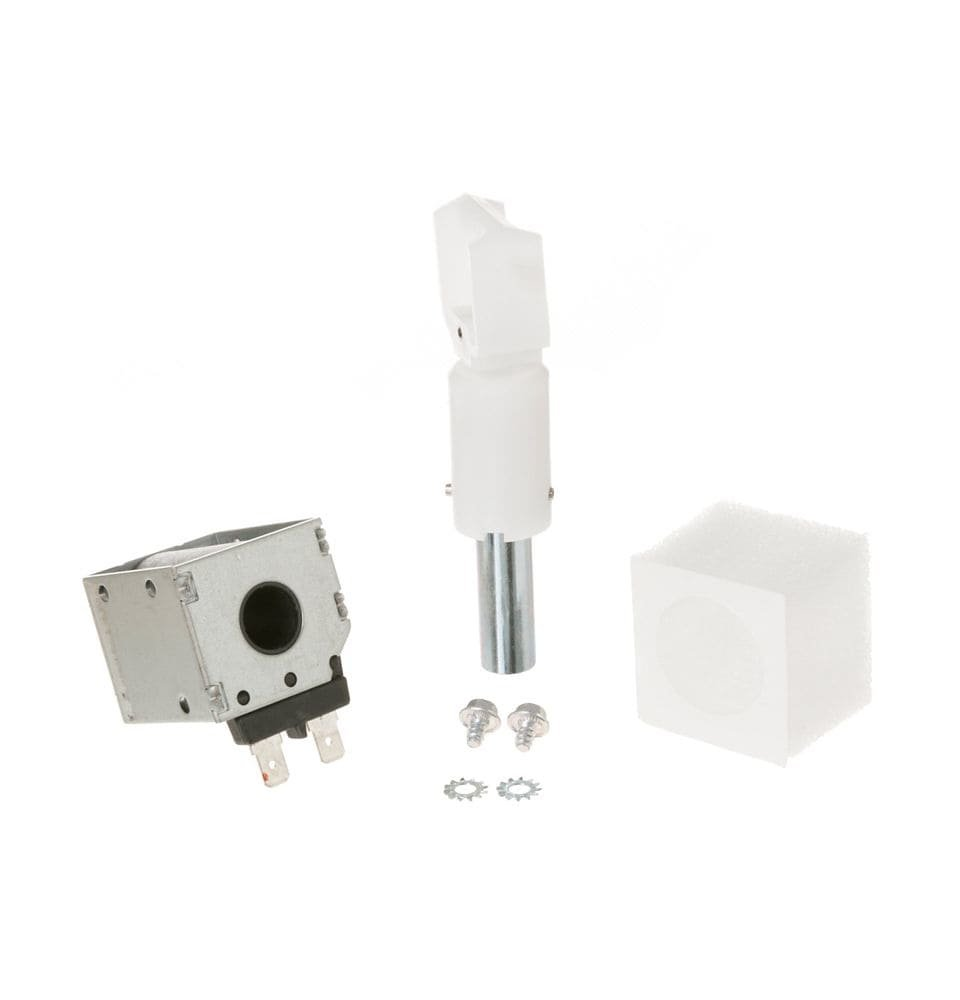 "Ge WR62X23154 Kit SRV Solenoid Cube, Plastic, 2"" x 2"" x 2"""