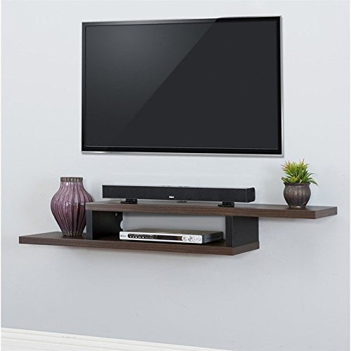 60 in. Asymmetrical Wall Mounted Console