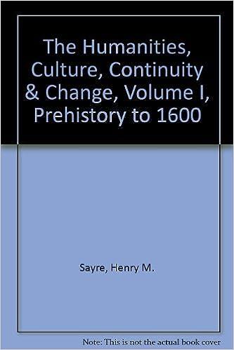 Utorrent En Español Descargar The Humanities, Culture, Continuity & Change, Volume I, Prehistory To 1600 Novedades PDF Gratis