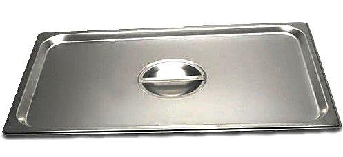 フルサイズステンレススチール蒸気テーブルパンカバー – NSF B000HPZGD4