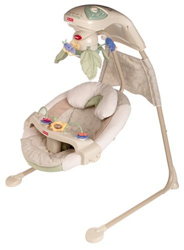 Fisher Price Nature S Touch Cradle Swing G