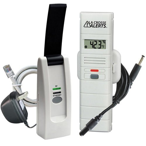 La Crosse Alerts Mobile 926-25101-GP Wireless Monitor System Set with Dry Probe by La Crosse Technology