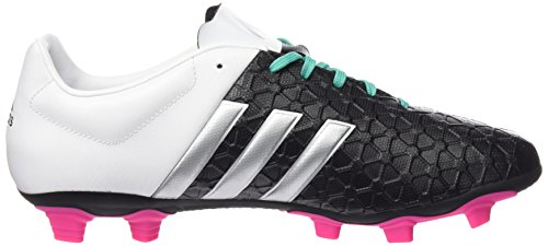 adidasControl Entry FxG - zapatillas de fútbol Hombre Negro / Plateado / Blanco (Negbas / Plamat / Ftwbla)
