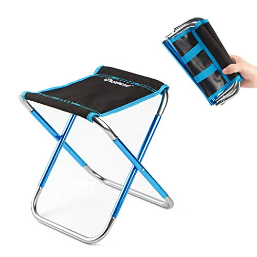- Ultralight Portable Folding Camping Stool for Outdoor Fishing Hiking Backpacking Travelling Outdoor Little Stools