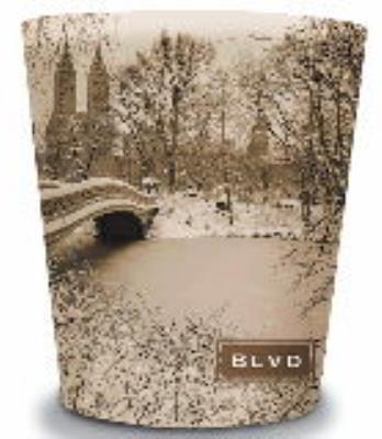 NEW YORK STREET SCENE 12 oz Scented Jar Candle by - Scene York New Street