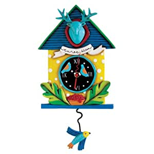 Amazon Com Allen Designs Carpe Diem Vivid Birdhouse