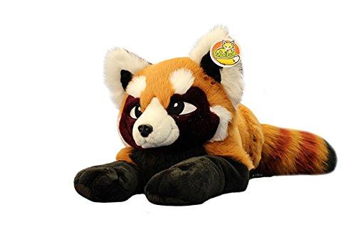 Large 48 Red Panda Plush Import It All