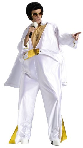 Fun World Men's Elvis 50s Costume