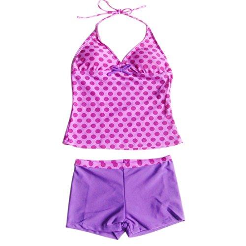 FEESHOW Tankini Bathing Swimsuit Swimwear product image