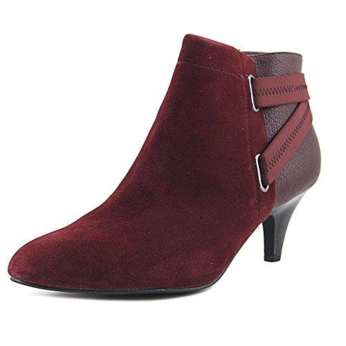 Vandela2 Toe Leather Ankle Pointed Boot Alfani Malbec 0qTxvwT4