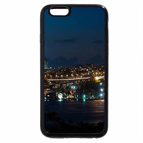 iPhone 6S / iPhone 6 Case (Black) bosphorus bridge in istanbul