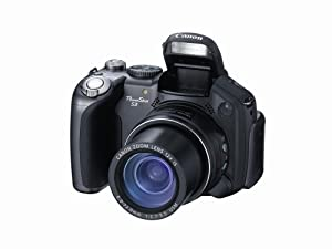 Canon PowerShot Pro Series S3 IS 6MP with 12x Image Stabilized Zoom (Discontinued by Manufacturer) from Canon