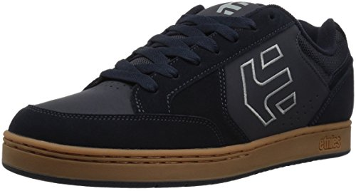 grey navy gum De Chaussures Swivel Bleu 413 Gum Etnies Homme Skateboard x8wPn08aq