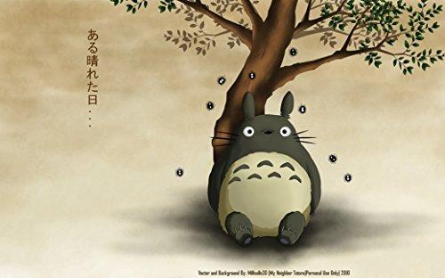 My Neighbor Totoro poster 40 inch x 24 inch / 21 inch x 13 inch