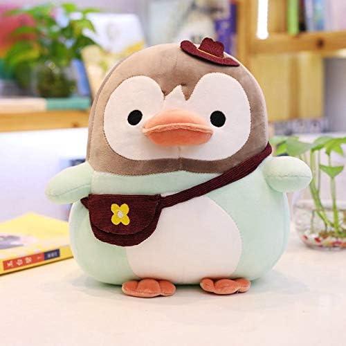Lovely Penguin Stuffed Animal Plush Soft Toys Gift Cute Doll Pillow Cushion RS