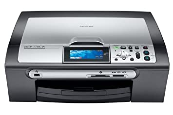 Brother DCP-750CW Printer/Scanner Treiber Windows 7