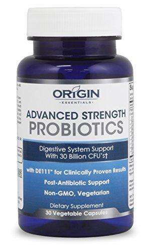 Essentials Probiotics Post Antibiotic Naturally Digestive