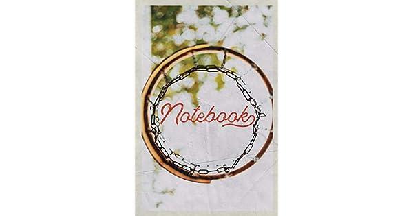 Amazon.com: Notebook: Basquetbolista Nifty Composition Book ...