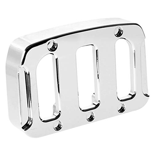 (Chrome Radio Bezel Cover For Victory Cross Country Magnum Cruise)