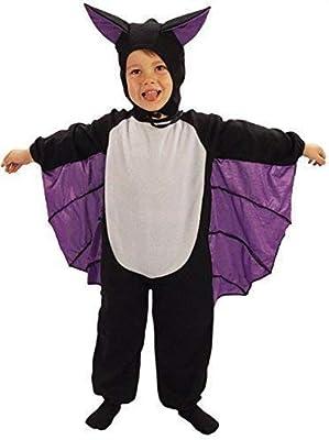 Fancy Me bebé niña niño Infantil Vampiro Disfraz de Halloween 3 ...