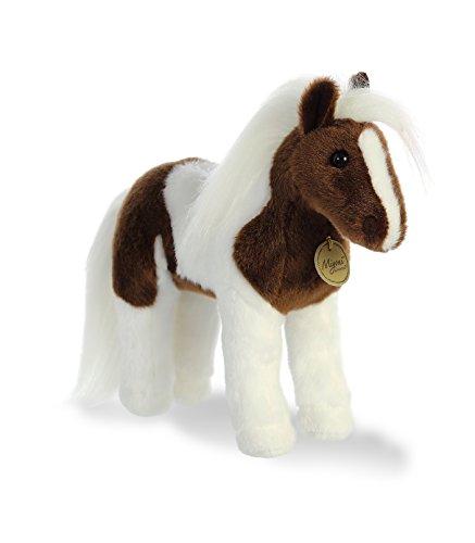 Aurora World Miyoni Plush Paint Horse Plush Toy, Multicolor