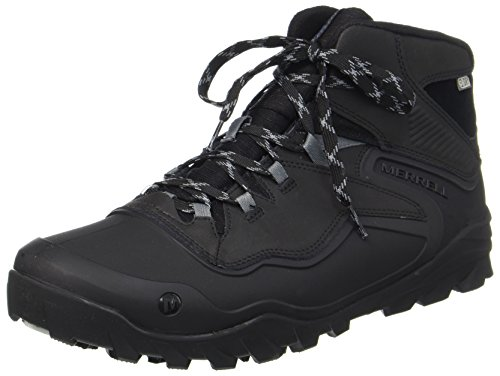 Merrell Menns Overse 6 Is Pluss Vanntett Snø Boot Sort