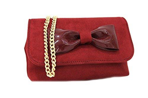 Unica Menotte Femme Pour Sac Rouge Annaluna XBw15w