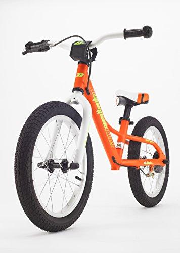 7fc0d971b8c Stampede Bikes Charger Kids Balance Bike, 16 Inch, Orange, With More ...