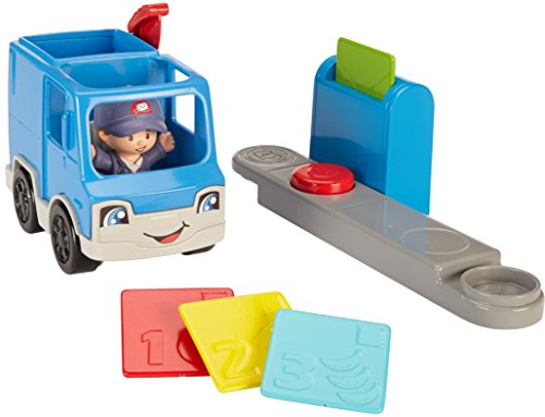 (Fisher-Price Little People Sending Letters Mail Truck)