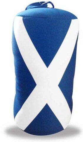 Stickyrico1 Scottish Cylinder Neck Pillow Scotland Gifts