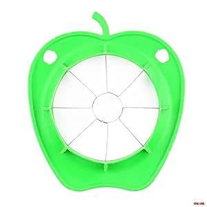 Kitchen Corer Slicer Easy Cutter Fruit Knife Peeler Machine Dicing For Apple.(Pack of 2 )